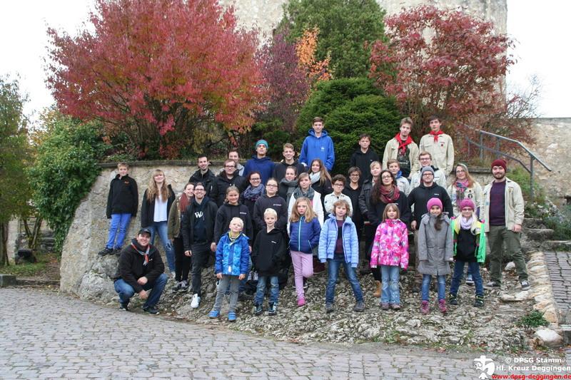 2015.10.16_Stawo Hayingen Burg Derneck 16. - 18.10.2015_31