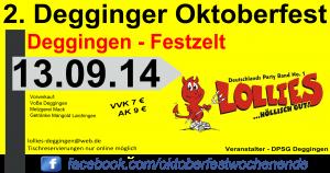 2. Degginger Oktoberfest